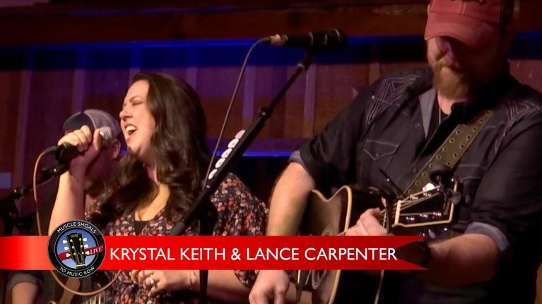 Muscle Shoals to Music Row: Krystal Keith and Lance Carpenter