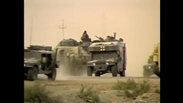Veterans Affairs: Going To War - Moses Gloria