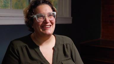 Carmen Maria Machado: Claiming Her Space