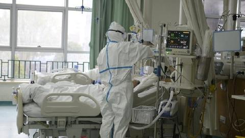 PBS NewsHour -- China quarantines nearly 35 million as coronavirus spreads