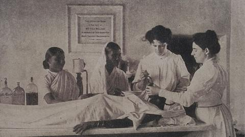 Daring Women Doctors: Physicians in the 19th Century -- First Look