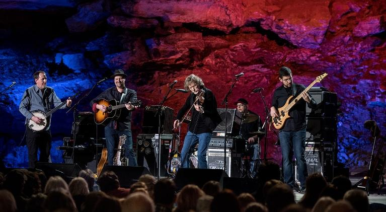 Bluegrass Underground: Sam Bush Band