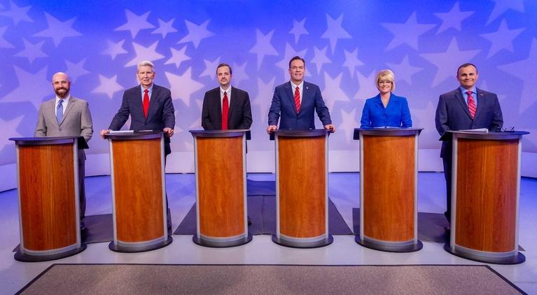 The Idaho Debates: Republican Congressional District 1, 2018 Primary
