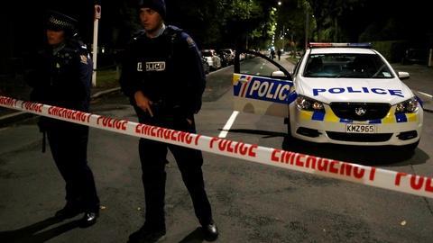 PBS NewsHour -- New Zealand mosque suspect lauded racist, violent extremism