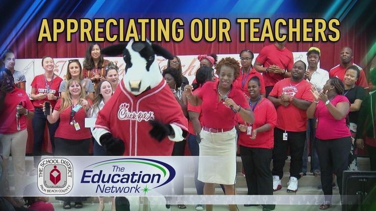 WXEL Spotlight On Education: Spotlight On Education: season 2, Episode 12