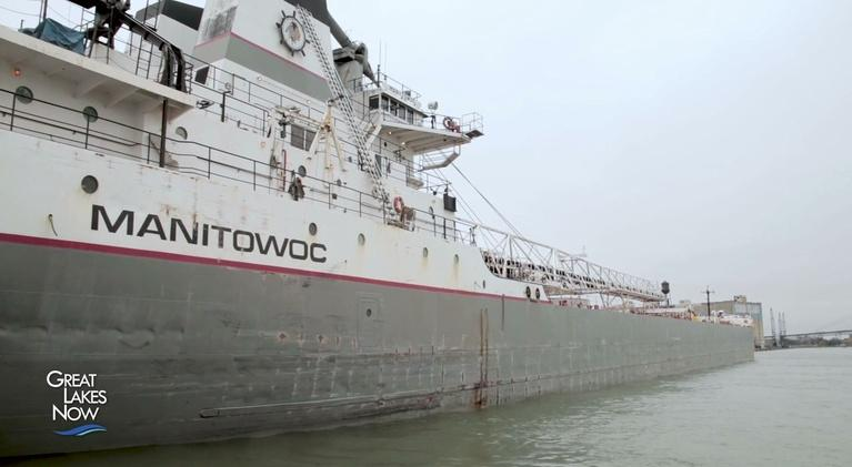Great Lakes Now: Shipwrecks/Life on a Freighter
