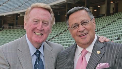 Dodgers Stories: 6 Decades in L.A. -- Jaime Jarrin