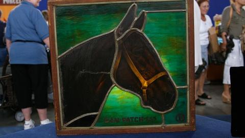 S24 E17: Appraisal: Early 20th-Century Dan Patch Stained Glass