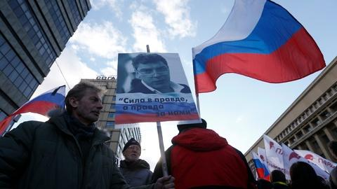 PBS NewsHour -- The deadly risk of standing up to Putin