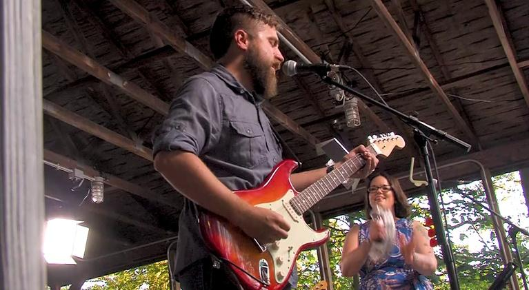 Sounds Around Town: Sounds Around Town: TK Blues Company