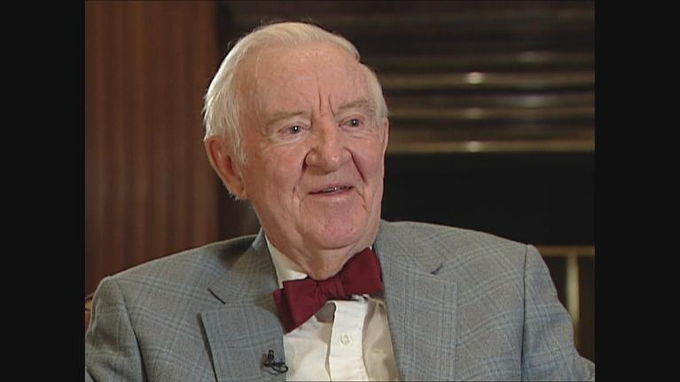 Chicago Tonight: Archival Video: 2008 Interview with John Paul Stevens