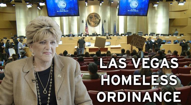 Nevada Week: Las Vegas Homeless Ordinance