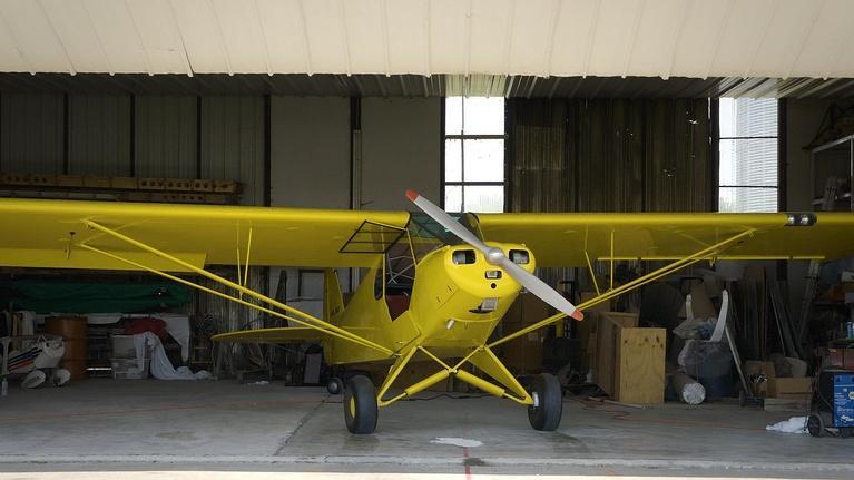 Greetings from Iowa: Homemade Airplanes
