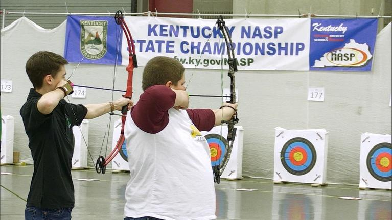 Kentucky Afield: Make Fishing Lures, NASP State Championship, Turkey Hunting