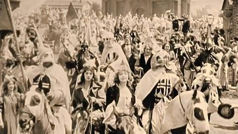 American Experience -- Klansville: The film Birth of a Nation glorified the KKK