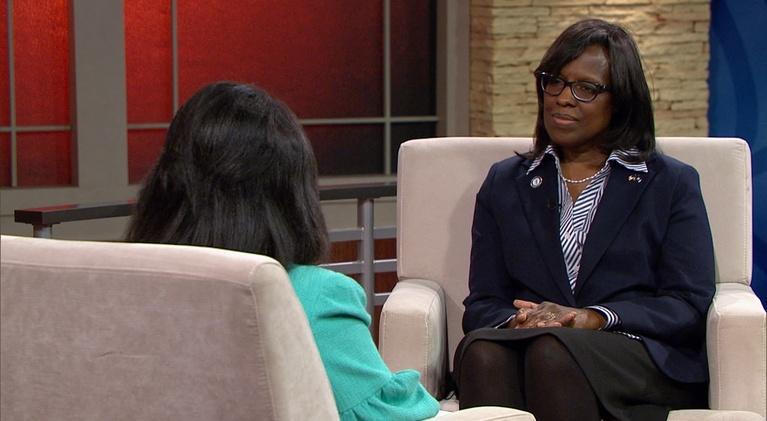 Connections: Lieutenant Governor Jenean Hampton - Youth Mental Health