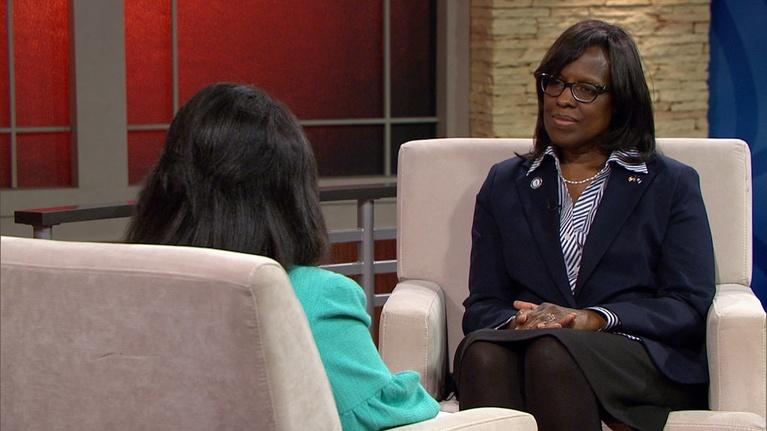 Connections: Lieutenant Governor Jenean Hampton - Youth Mental Health