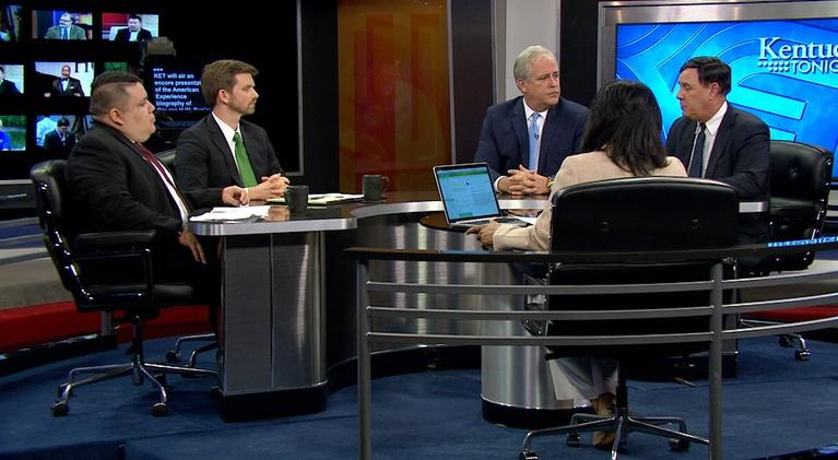 Kentucky Tonight: Immigration Issues