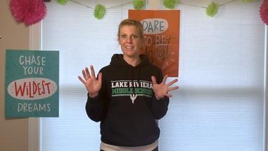 Let's Get Moving! - Kelly Cerbone - Sixth Grade