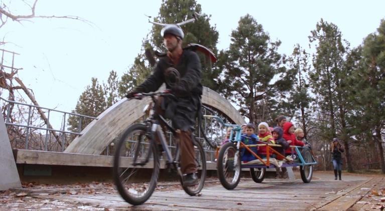 Bicycle Warrior: Bicycle Warrior
