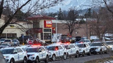 Suspect charged in CO shooting as Senate debates gun control