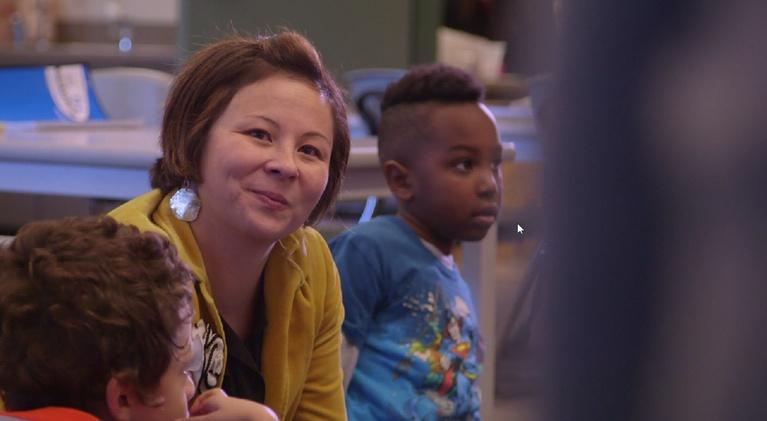 Golden Apple Awards: Washington Teacher Kendra Yamamoto Sees Big Returns in Early