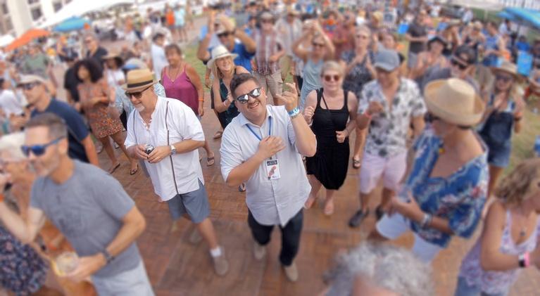 Crossing South: Baja Blues Fest & Brews