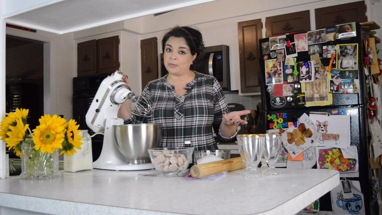 Just Like That! Cooking with Patricia Martinez: Shrimp Alfredo