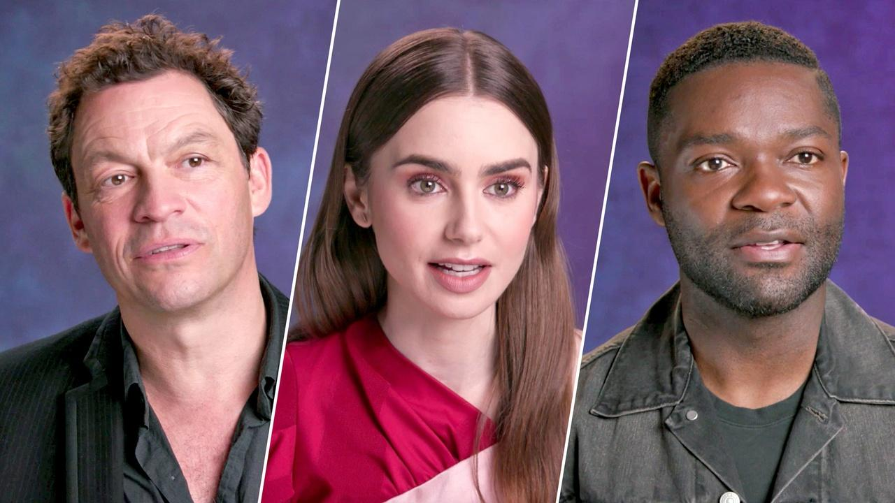 The Cast On Love & Redemption