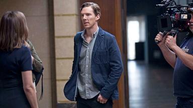 Working with Benedict Cumberbatch