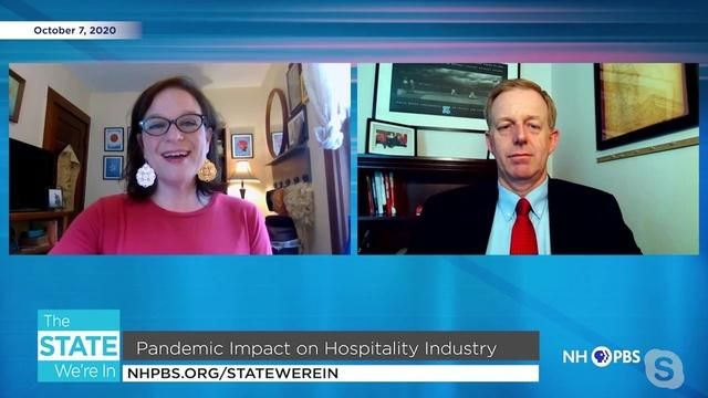 10/7/2020 - Pandemic Impact on Hospitality Industry