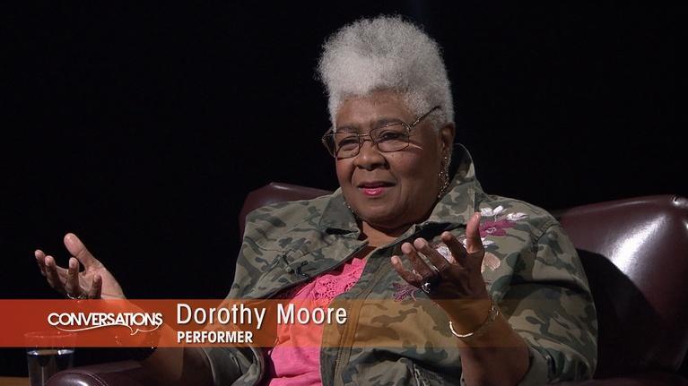 Conversations: Dorothy Moore