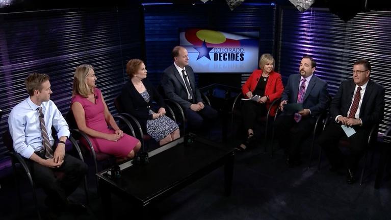 Colorado Decides: 2018 Democratic Gubernatorial Primary Debate