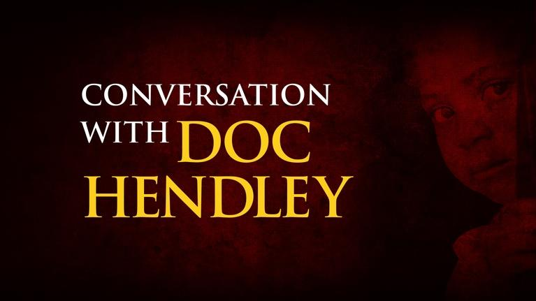 Community Conversations: A Conversation with Doc Hendley