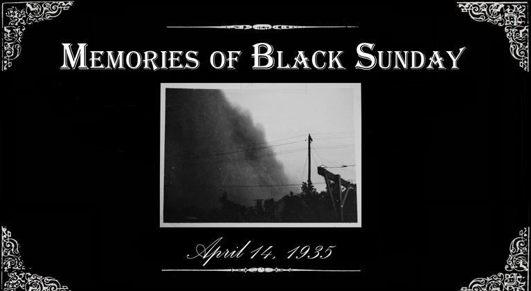 Days of Dust : Memories of Black Sunday