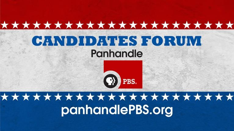 Panhandle PBS Presents: Candidates Forum: Potter County Judge
