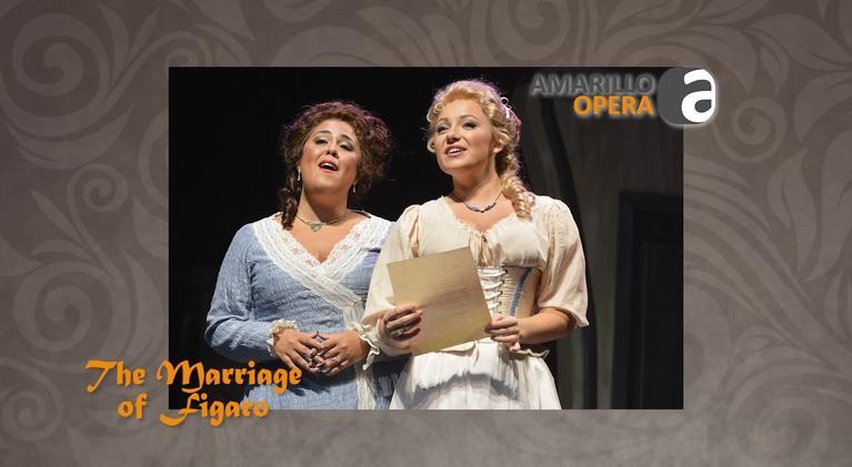Panhandle PBS Presents: Amarillo Opera Presents: Figaro
