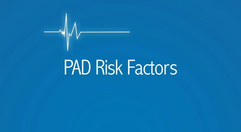 The Latest Procedure: PAD Risk Factors