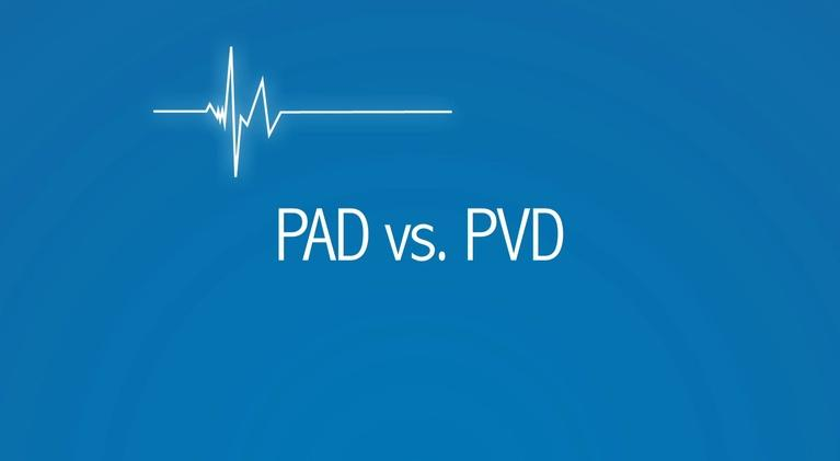 The Latest Procedure: PAD vs. PVD