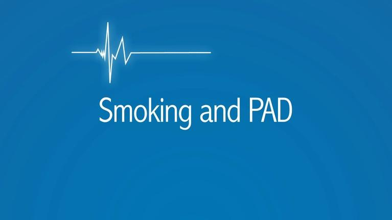 The Latest Procedure: Smoking and PAD