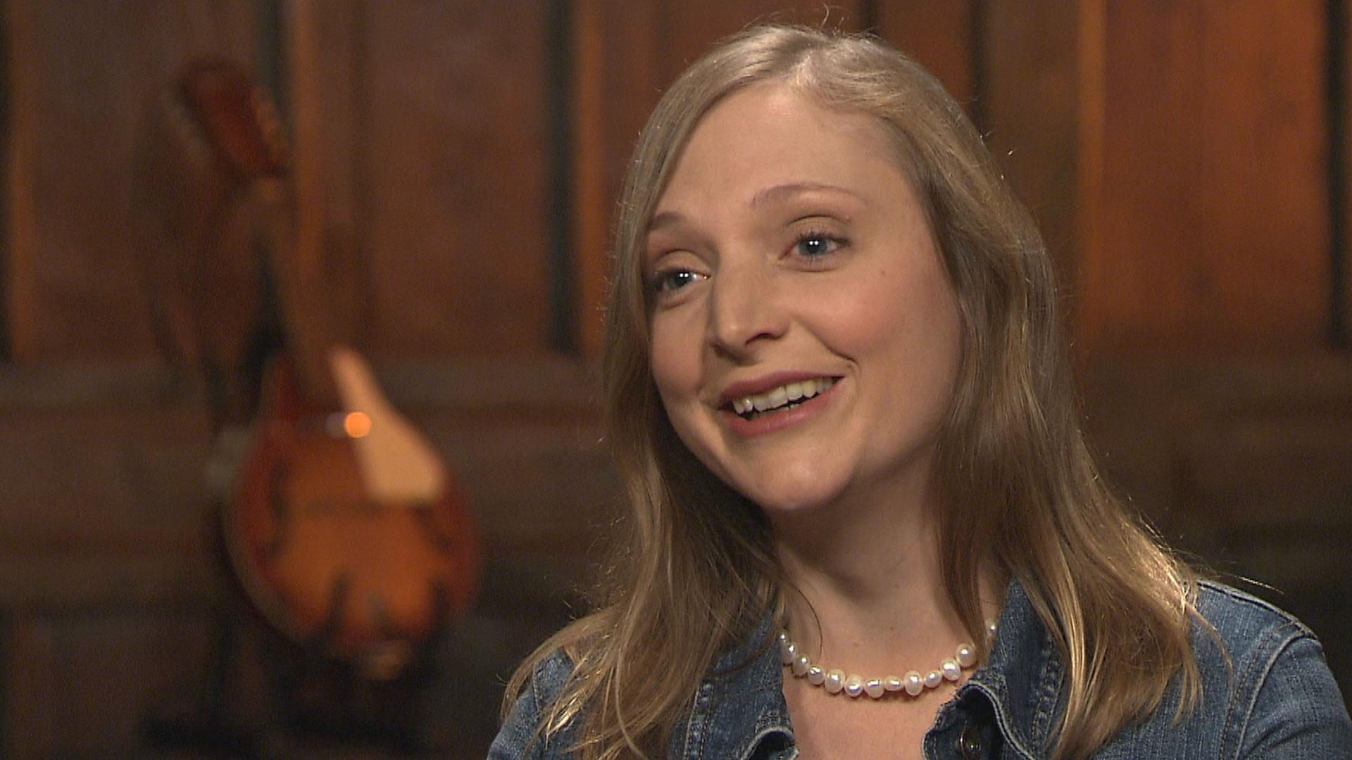 Video Singer Songwriter Eilen Jewell Watch Dialogue