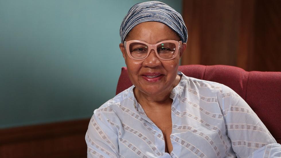 Author Jamaica Kincaid image