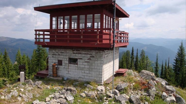 Outdoor Idaho: Eyes of the Forest: Idaho's Fire Lookouts Special