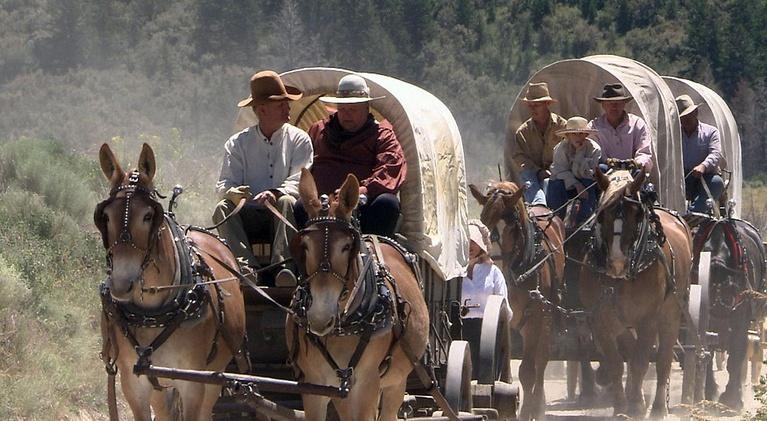 Outdoor Idaho: Pathways of Pioneers: Idaho's Oregon Trail Legacy