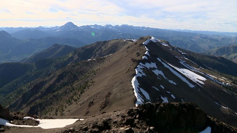 Outdoor Idaho: Beyond the White Clouds