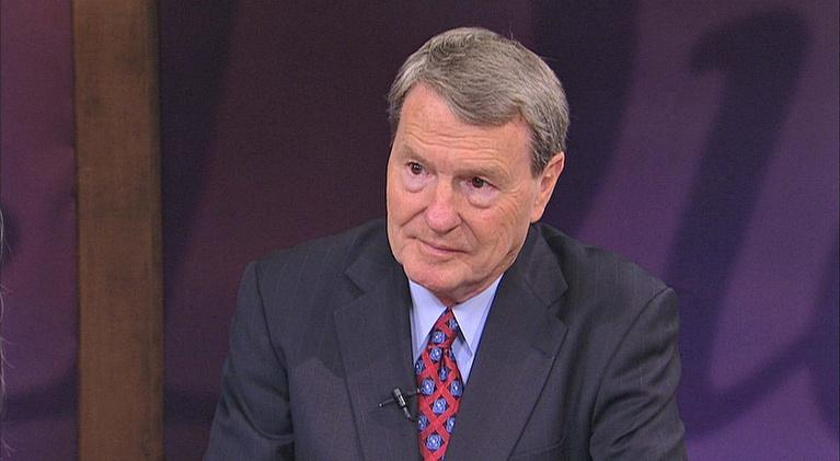 Scout Dialogue: Writers Collection: Jim Lehrer