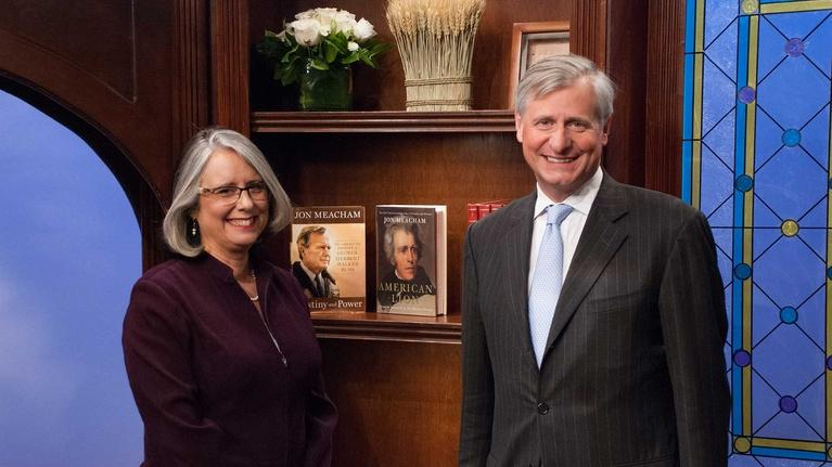 Scout Dialogue: Writers Collection: Presidential Biographer Jon Meacham