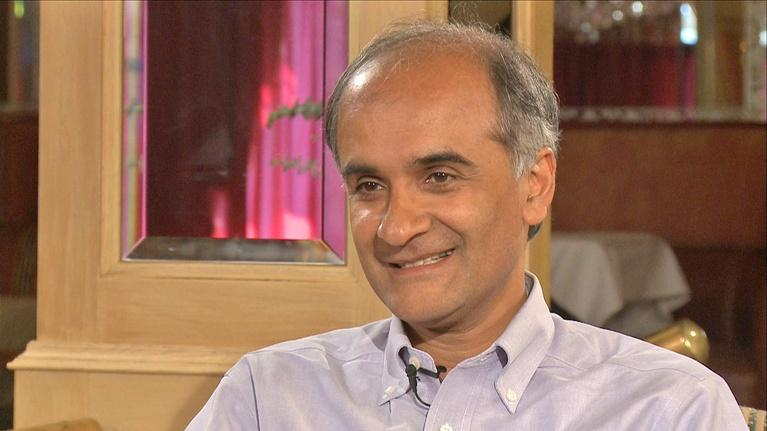 Scout Dialogue: Writers Collection: Pico Iyer: Sun Valley Writers' Conference