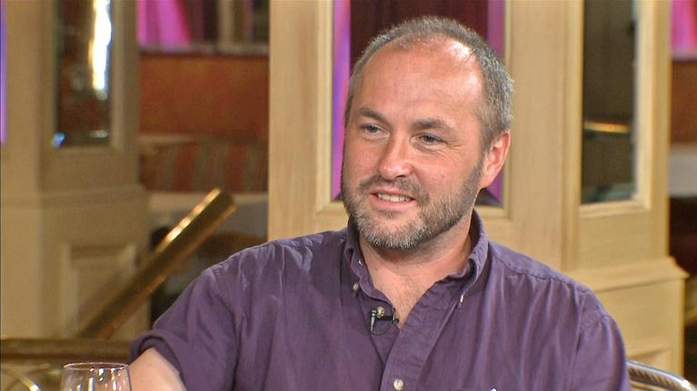 Scout Dialogue: Writers Collection: Colum McCann: Sun Valley Writers' Conference