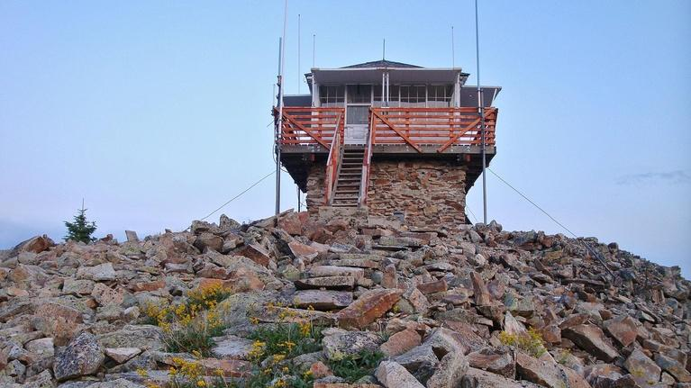 Scout-History: Eyes of the Forest:Idaho's Fire Lookouts (Outdoor Idaho)